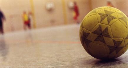 hallen fußball